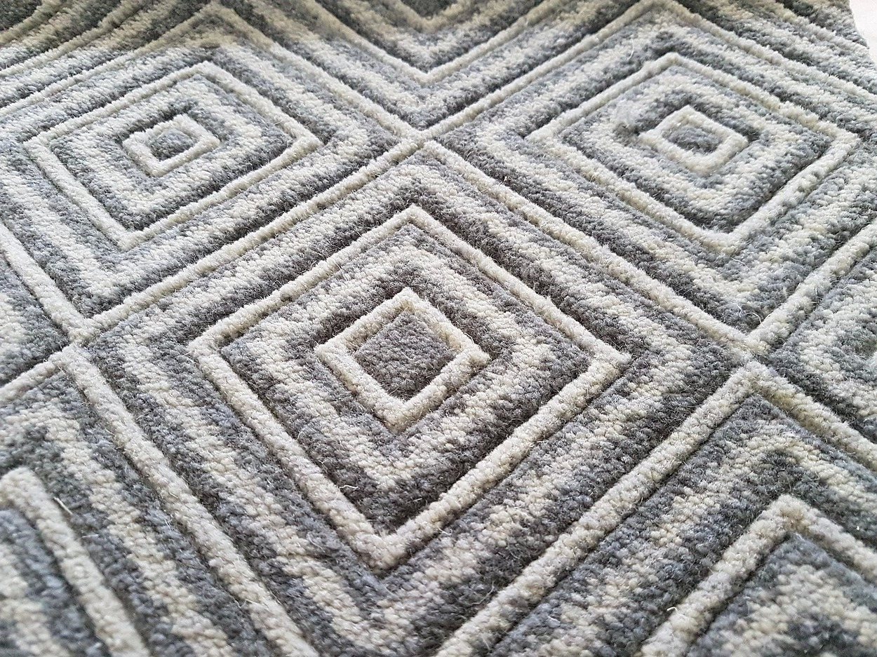 Carved Axminster